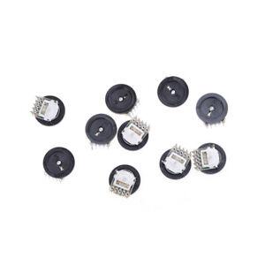 20x-B103-16x2mm-10k-doble-dial-conico-volumen-rueda-duplex-potenciometro