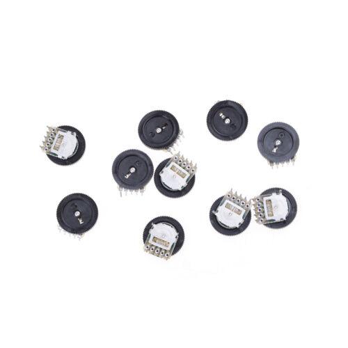 20x B103 16x2mm 10K double molette de volume conique potentiomètre dup IY