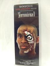 Dispositivo de látex Woochie terminal ~ ~ ~ Cyborg Robot Halloween Maquillaje ~