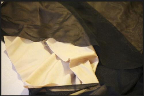 CLEARANCE-La Senza Women/'s Microfiber Chemise with Lace SZ 8-12 Slip Camisole