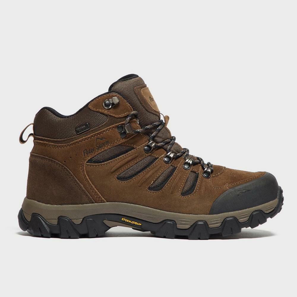New Peter Storm Men's Eskdale Mid Waterproof Walking Boot
