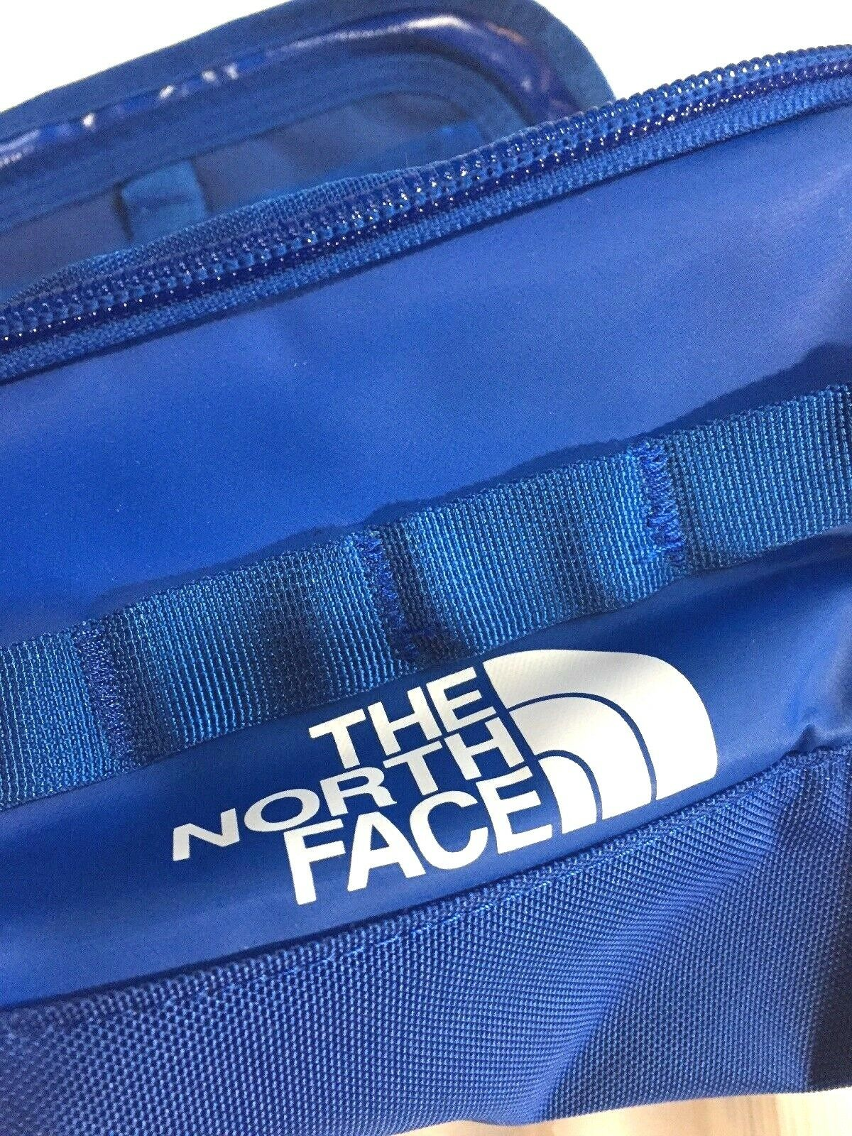 Die Nordwand Travel Canister Größe L Blau