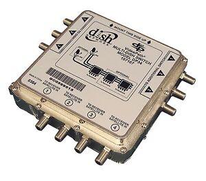 Dish-Network-DP34-Satellite-Multiswitch-3X4-DP-34-Multi-Switch-Pro-HD-Videopath