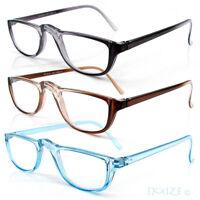 Reading Glasses Single Vision Full Frame Light Readers 100-225