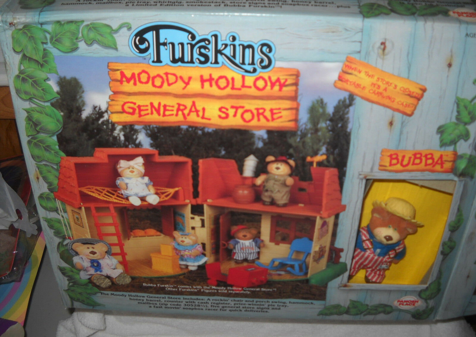 7522 Panosh Place Furskins Moody Hollow General Store Bubba Plus 13 Bears