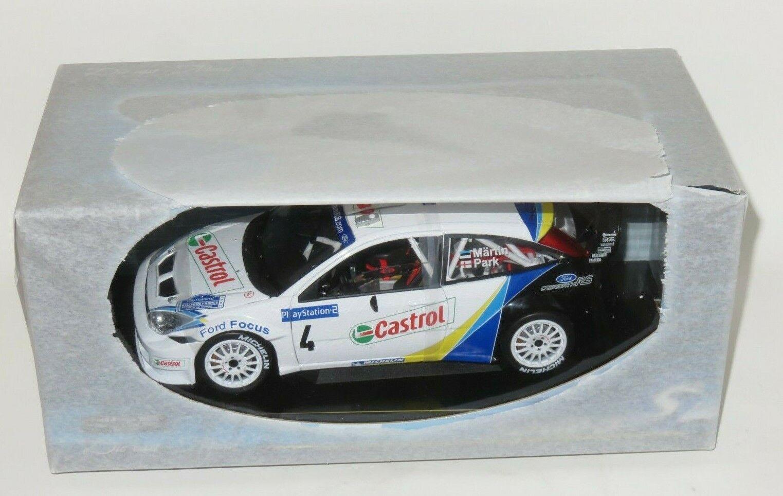nuovo sadico 1 18 FORD FOCUS WRC CASTROL TOUR DE CORSE CORSE CORSE RtuttiYE DE FRANCE 2003 M. Martin  in linea