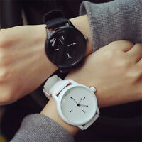 New Unisex Wrist Watch Soft Silicone Bracelet Stainless Steel Dial Analog Quartz