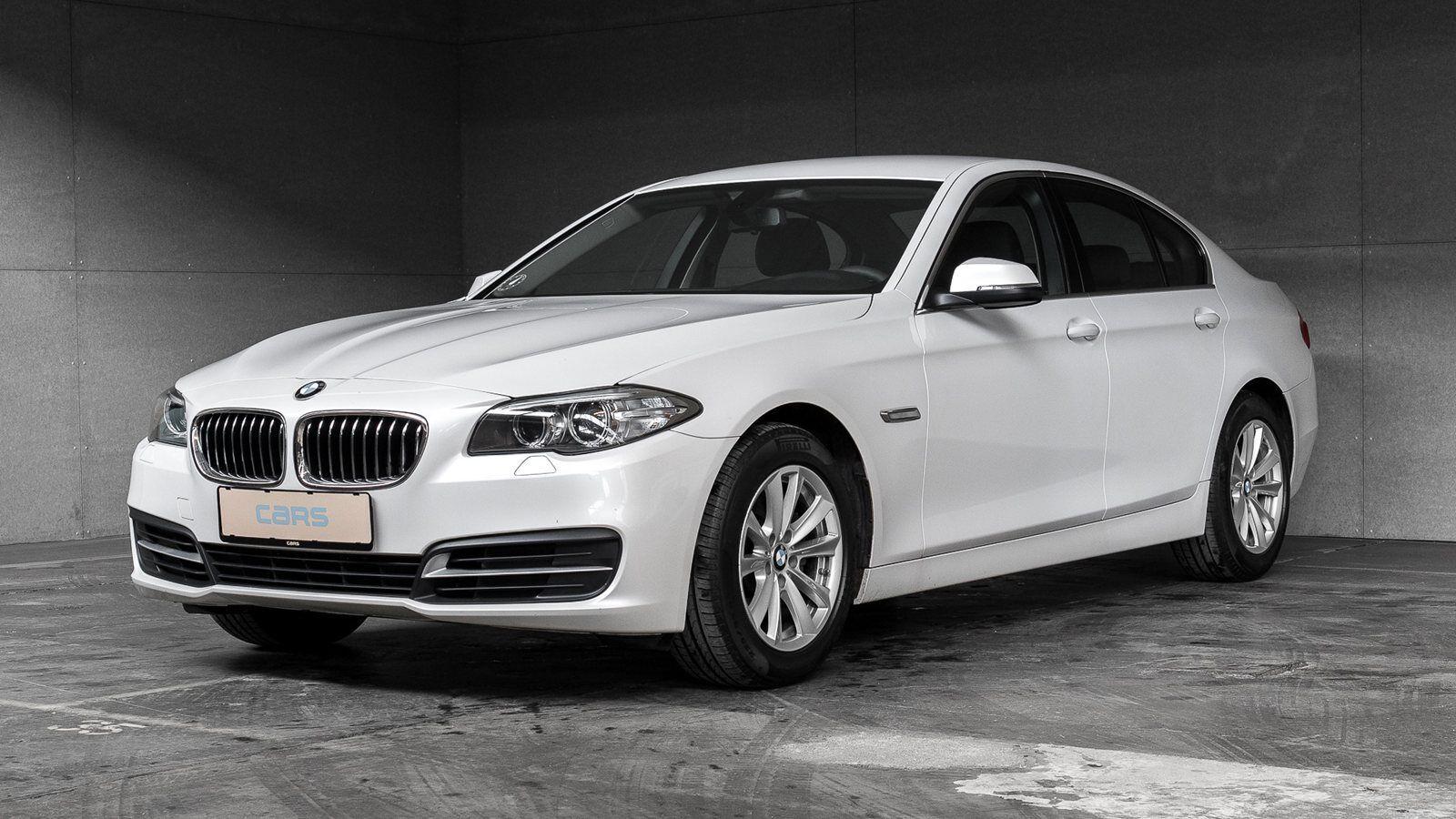 BMW 520d 2,0 aut. 4d - 399.700 kr.