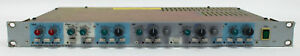 AMEK-Designed-by-Rupert-NEVE-System-9098-EQ-Mic-Preamp-with-Equalizer-Rack