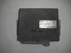 calculateur bosch 0261204625 MA3.1 9630278480 ( ref 1020)