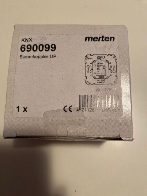 Merten EIB KNX Busankoppler UP flache Bauweise 6900 99 690099