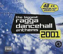 The Biggest Ragga Dancehall Anthems 2001 von Artistes... | CD | Zustand sehr gut