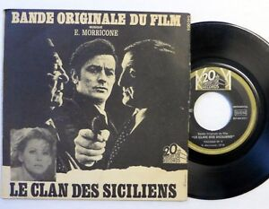 Details about ENNIO MORRICONE 45 Dialogo No  2/Tema Italiano 20th  CENTURY-FOX soundtrack h1015