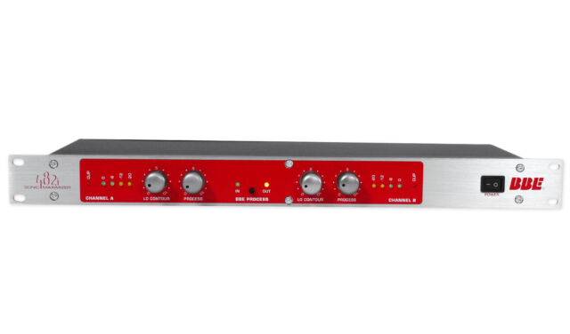 bbe 482i sonic maximizer signal sound processor 482 i for sale online ebay. Black Bedroom Furniture Sets. Home Design Ideas