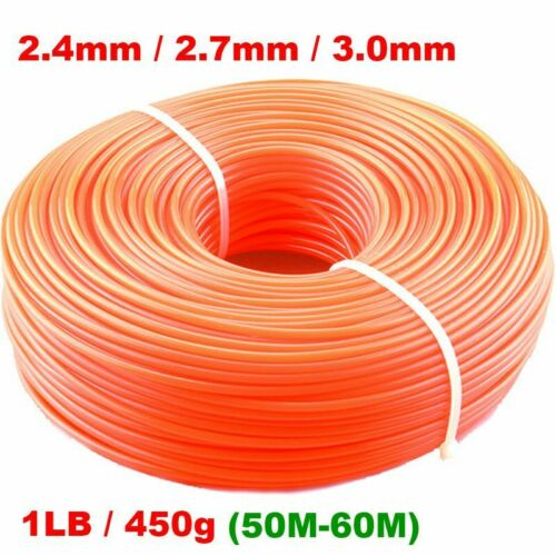 Trimmer Line Professional Roll Bush Cutter Grass Rope Line Square Round Shape