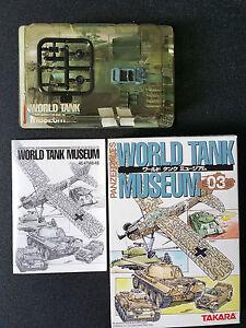#47 Kubelwagen with accessories In blue grey Takara 1//144 World Tank Museum 3