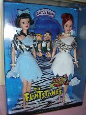 The Flintstones (Betty Rubble and Wilma Flintstone) - NRFB - 2008