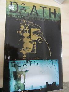 Death-di-Neil-Gaiman-volume-cartonato-OFFERTA-sconto-del-50-ed-Magic-Press