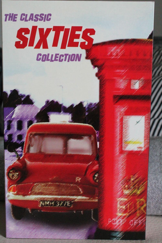 CORGI toys  royal Mail  Classic sixties COLLECTION  OVP  Limitée  rar! | Moelleux Et Léger