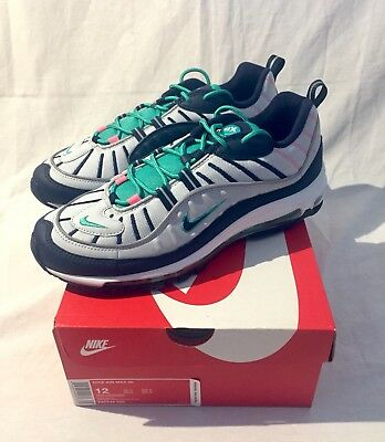 Nike Air Max 98 Tidal Wave Size 12 South Beach Order Confirmed DEADSTOCK | eBay