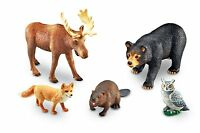 Learning Resources Jumbo Forest Animals , New, Free Shipping on sale
