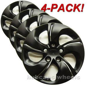 Honda Civic Hubcaps >> Honda Civic (2013-2015) Genuine Factory 15-inch Hubcaps - Custom Matte Black Pai | eBay