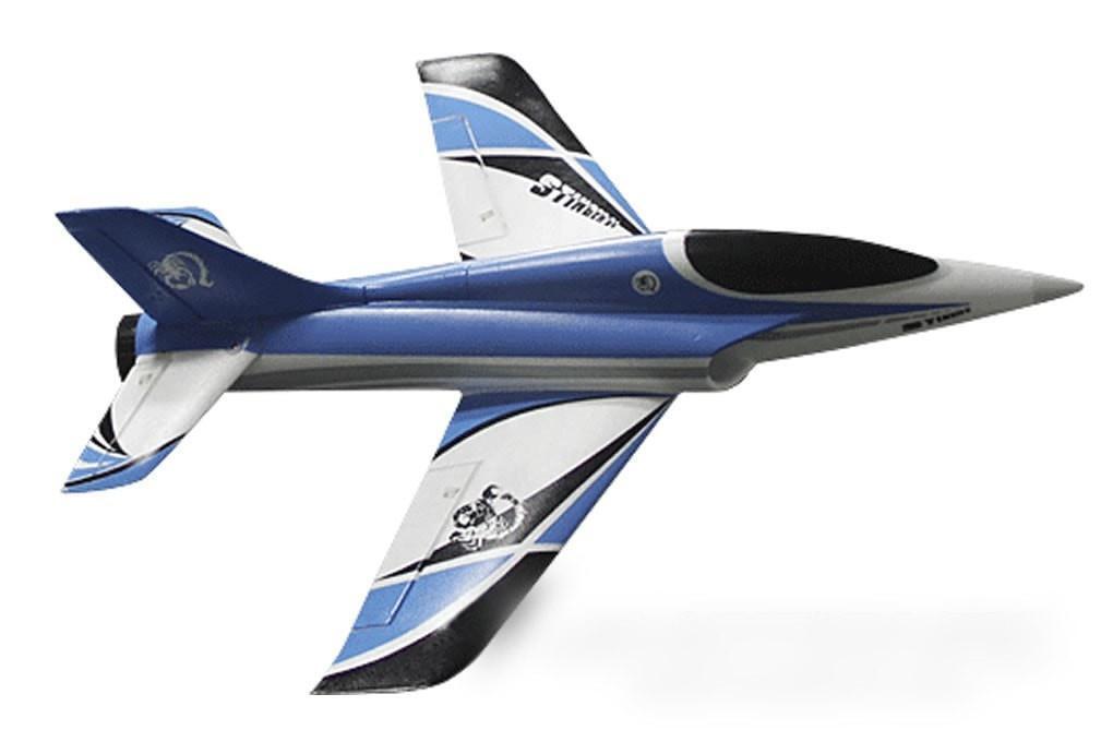 Freewing Stinger High Performance 4S blu 64mm EDF Jet - PNP