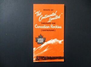 Canadian-National-Railways-Continental-Limited-Train-Route-Brochure-1948