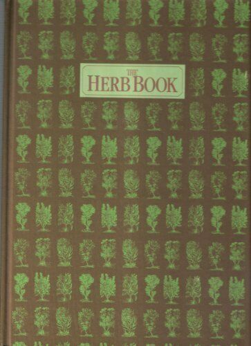 The Herb Book By Arabella Boxer, Philippa Back. 0706409914