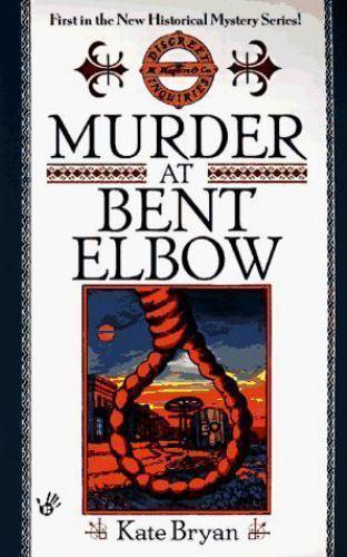 Murder at Bent Elbow (Discreet Inquiries) by Bryan, Kate  Berkley