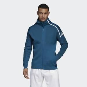NEW-Adidas-Z-N-E-Parley-Primeknit-Hoodie-Men-s-SZ-XS-X-SMALL-DP0285-150-MSRP