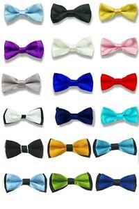 31-Colors-Boys-Children-Kids-Solid-Bowtie-Groom-Wedding-Party-Satin-Bow-Tie-BCH