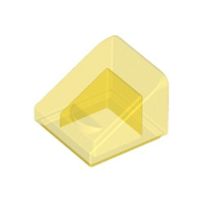 LEGO RICAMBIO ORIGINALE CODICE 4504378  Roof Tile 1X1X2//3 60064 Abs
