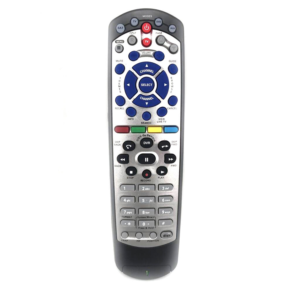 Details about Replacement For DISH 20 1 For Dish-Network IR Satellite  Receiver Remote Control