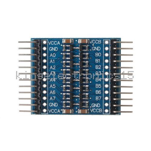 8-Channel IIC UART SPI TTL Logic Level Converter 5V//3.3V Bi-Directional Module
