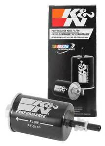 Vehicle Parts & Accessories Car Parts PF-1200 K&N Performance Fuel Filter Automotive KN