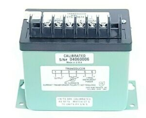 NEW OHIO SEMITRONICS CT5-3674 TRANSDUCER 0-800A AC 4-20mAdc, CT53674