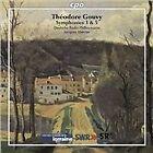 Theodore Gouvy - Théodore Gouvy: Symphonies Nos. 3 & 5 (2009)
