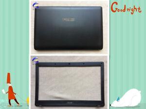 New-For-Asus-K52-K52F-K52J-A52-X52-K52JR-LCD-Back-Cover-amp-Front-Bezel-matte