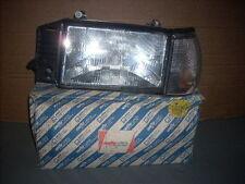FARO FANALE ANTERIORE DX FIAT TIPO 1987-1993 FIAT Cod. 7595155 NUOVO ORIGINALE