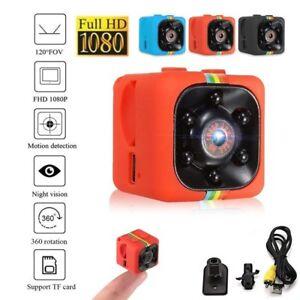 SQ11//SQ8 FHD 1080P Mini Car Hidden DVR Camera Dash Cam IR LED Night Vision