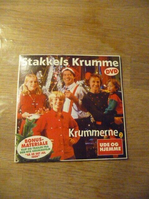 Stakkels Krumme, DVD, familiefilm