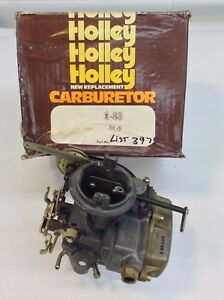 Details about NOS HOLLEY 1920 CARBURETOR R-3975S 1963-1968 CAMARO CHEVY  CHEVELLE 6 CYLINDER