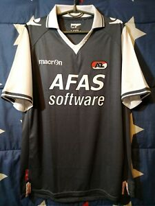 Az Alkmaar 2012-2013 Holland Away Football Shirt Jersey