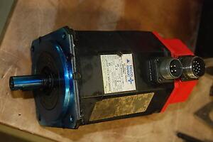 Delco-Fanuc-A06B-0513-B501-8008-85v-3ph-2000-RPM-8-Poles-Servo-Motor