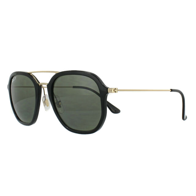 cc309473a3 Sunglasses Ray-Ban Rb4273 601 9a 52 Black Polarized for sale online ...
