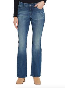 Petite Denim Felt 16 Jeans Spazzolato cut Laurie Medium Boot Classic qAtCqw5