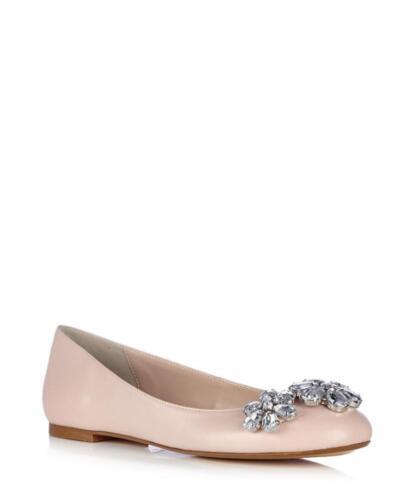 donna Flats 5uk Scarpe Dune Pink Nude Ballet Sz 68qxnHSw
