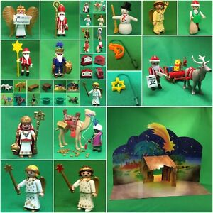 Playmobil-Weihnachten-Weihnachtsmann-Engel-Laterne-Nikolaus-4886-3996-55