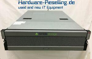 HPE Agile Stockage CS440-X4 Hybrid Tableau 12x 2TB HDD, 4x 600GB SSD 10G